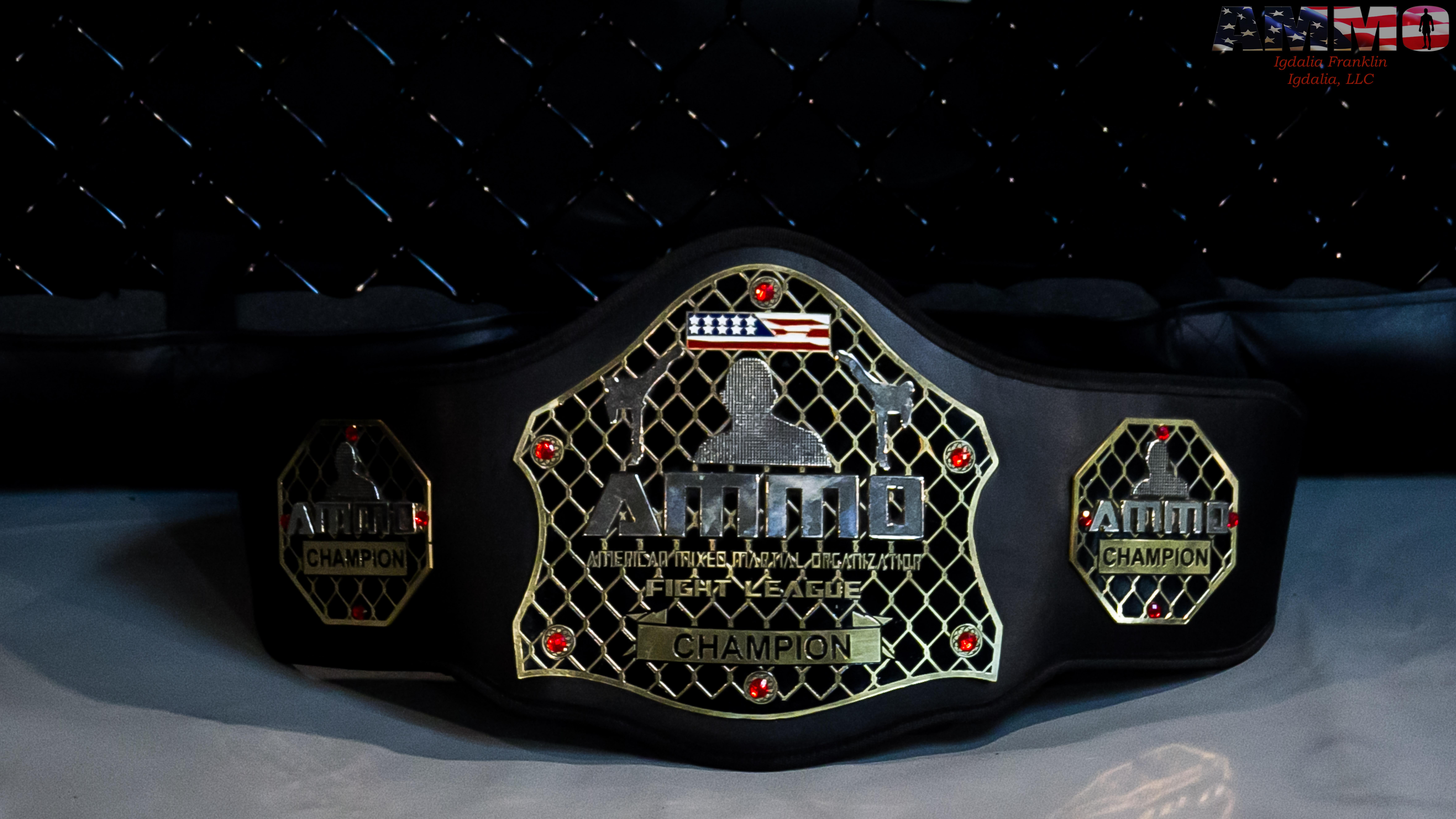 AMMO FL 10/13/18 Fight Night (Photo Credit: Igdalia Franklin/Igdalia LLC)