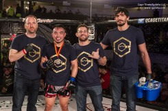Cage Titans 11/3/18 (Photo Credit: Igdalia Franklin/Igdalia LLC)